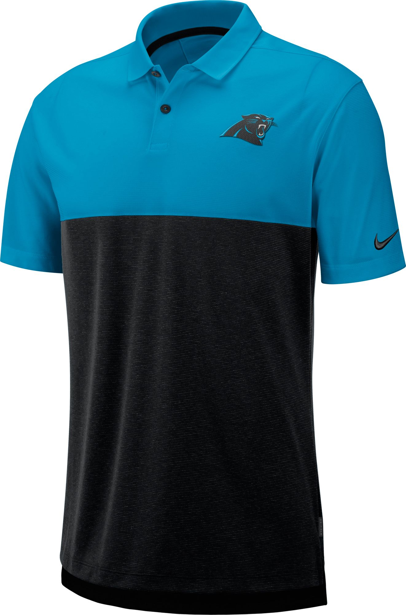 carolina panthers polo shirt