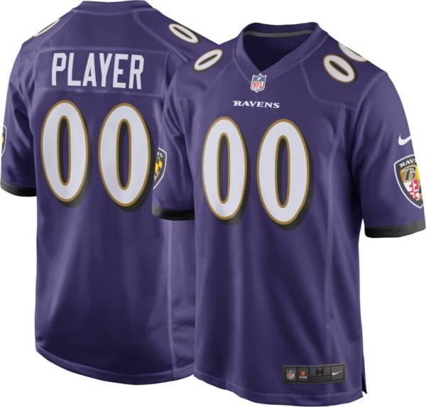 Hayden Hurst Nike Men's Baltimore Ravens Home Game Jersey product image