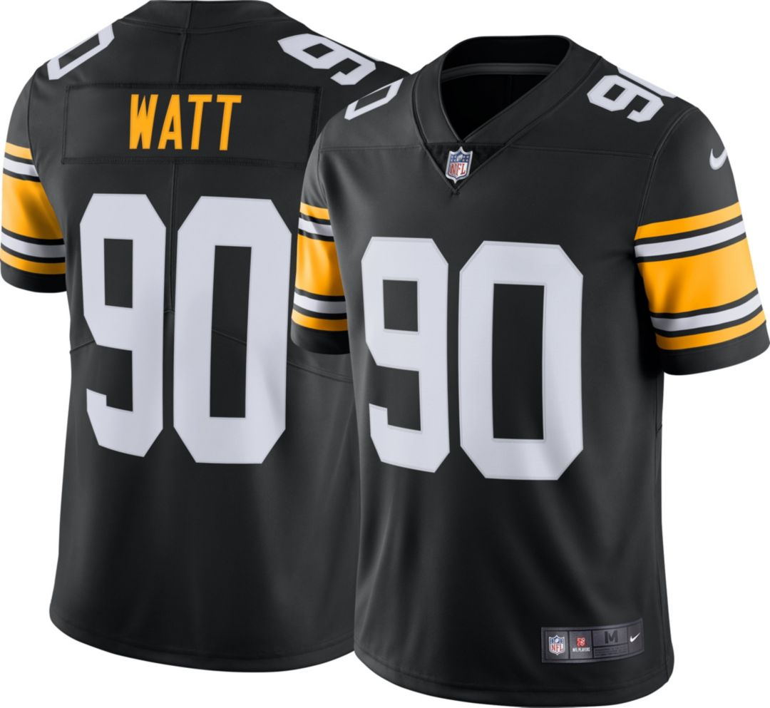 best loved c1083 51bb0 Nike Men's Alternate Limited Jersey Pittsburgh Steelers T.J. Watt #90