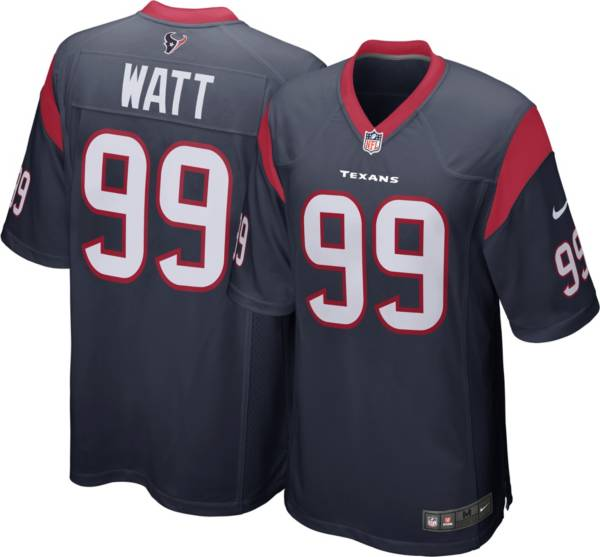 Nike Men's Home Game Jersey Houston Texans J.J. Watt #99 product image