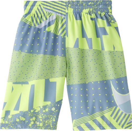 "14e710db32 Nike Boys' Mash Up Breaker 8"" Swim Trunks. noImageFound. Previous"