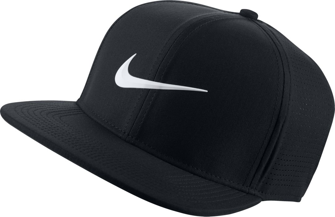 low priced 5c161 1dcf5 Nike Men s AeroBill Perforated Golf Hat   DICK S Sporting Goods