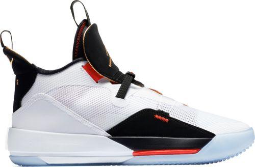 Jordan Men S Air Jordan Xxxiii Basketball Shoes Dick S Sporting Goods
