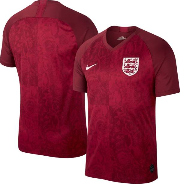 Nike Men's 2019 FIFA Women's World Cup England Breathe Stadium Away Replica Jersey product image