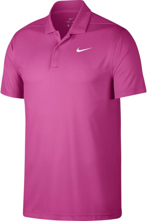 49f99086 Nike Men's Victory Texture Golf Polo | DICK'S Sporting Goods
