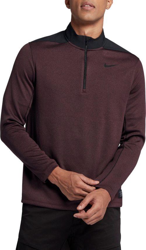 6a308456 Nike Men's Dri-FIT Golf ¼ Zip. noImageFound. Previous. 1