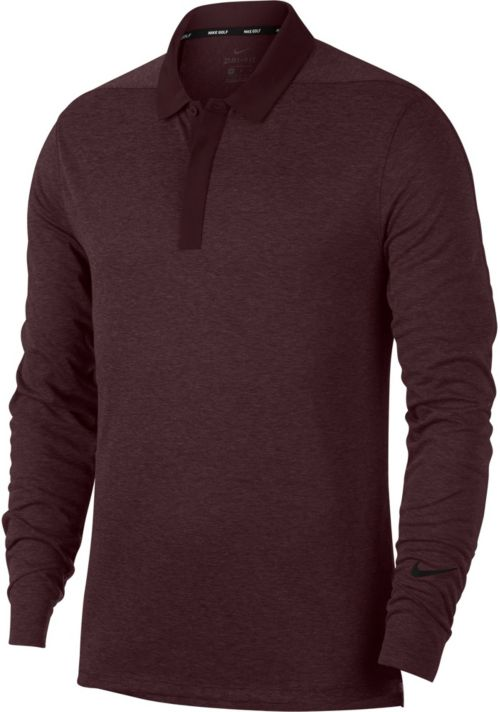 ed2f88d05 Nike Men's Long Sleeve Golf Polo. noImageFound. Previous