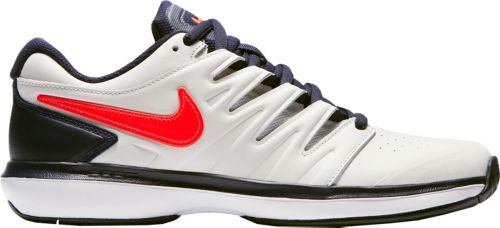 4216575eeec Nike Men s Air Zoom Prestige Leather Tennis Shoes. noImageFound. Previous