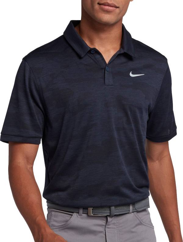 Nike Men's Zonal Cooling Camo Golf Polo product image