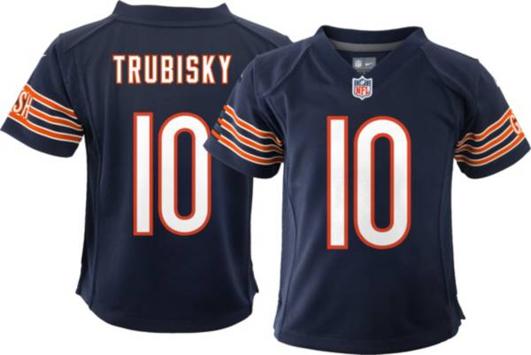 Nike Toddler Home Game Jersey Chicago Bears Mitchell Trubisky #10 product image