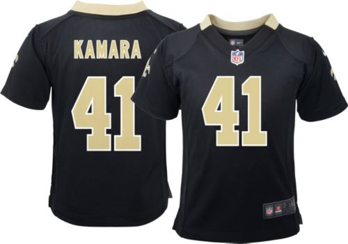 efa08242e14 Nike Toddler Home Game Jersey New Orleans Saints Alvin Kamara #41.  noImageFound. Previous