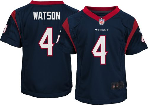 Nike Toddler Home Game Jersey Houston Texans Deshaun Watson  4 ... 3c2e241df