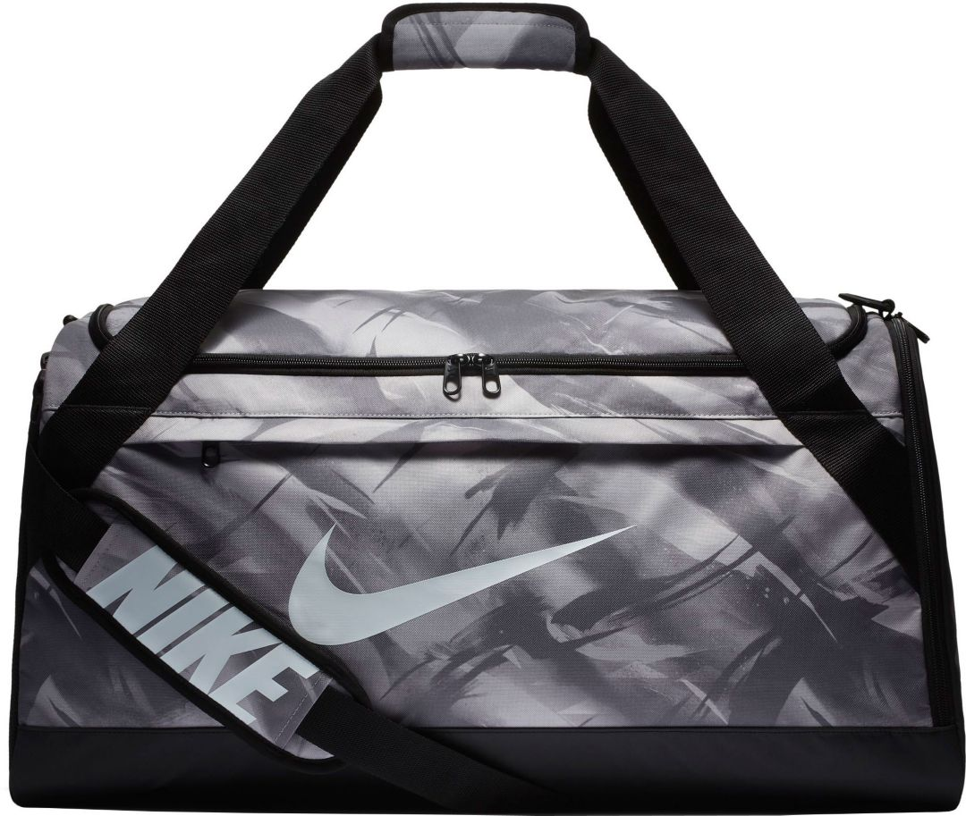 7a10ccc5444149 Nike Brasilia Medium Printed Training Duffle Bag. noImageFound. Previous
