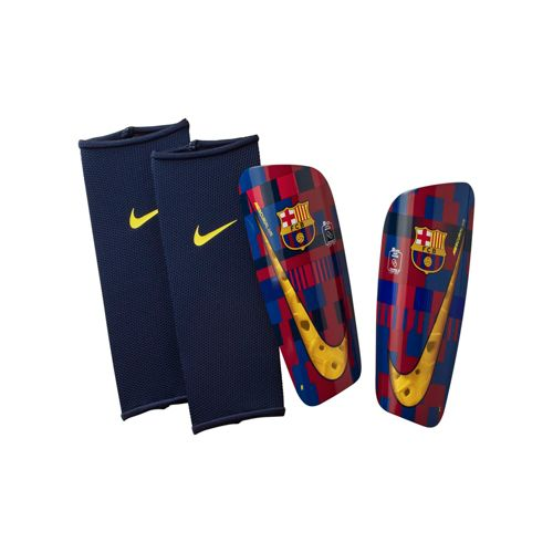 huge selection of adbad ec183 Nike FC Barcelona Mercurial Lite Shin Guards. noImageFound. 1