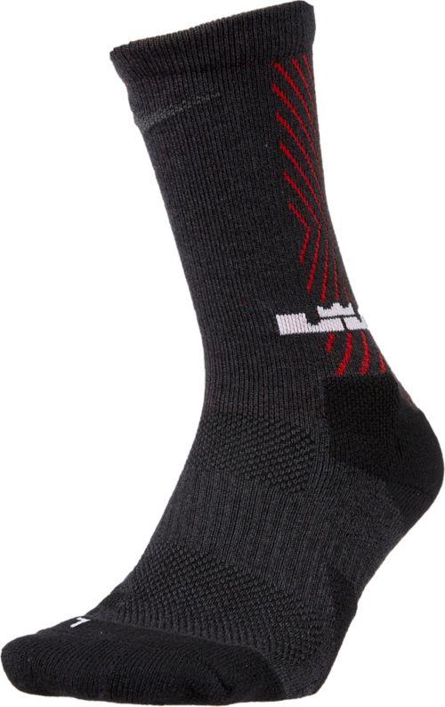 30cae465eb87 Nike LeBron Elite Crew Socks. noImageFound. Previous