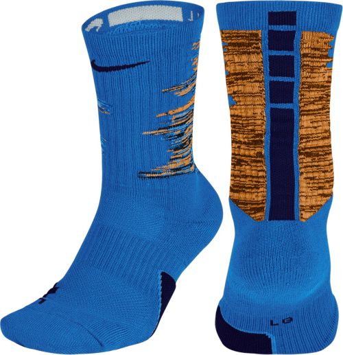 new style f967b 43842 Nike Elite Graphic Basketball Crew Socks. noImageFound. Previous
