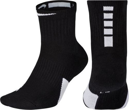 0db291cf9e3162 Nike Elite Basketball Mid Socks