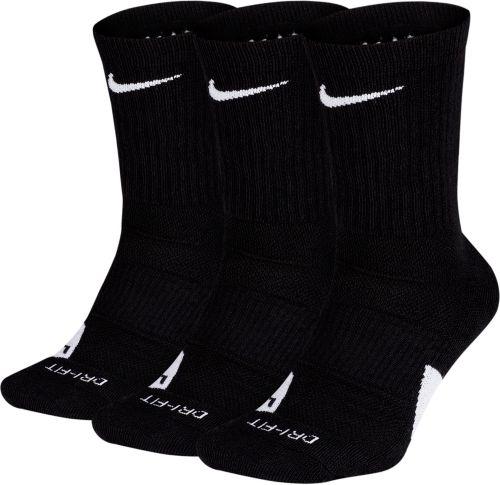 best sneakers 984cf 75bb9 Nike Elite Basketball Crew Socks 3 Pack. noImageFound. Previous