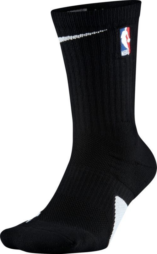 5e226b533dd857 ... Black Elite Crew Socks. noImageFound. Previous