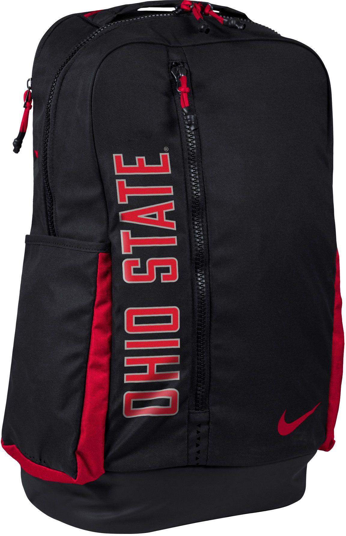 Nike Ohio State Buckeyes Vapor Power Backpack