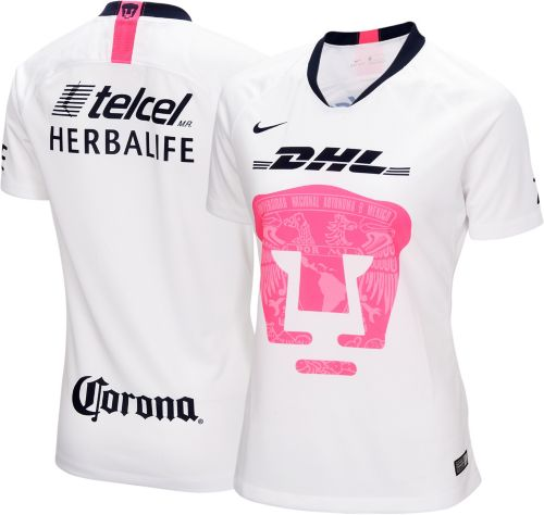 b6cf3bc7da4 Nike Women s Pumas UNAM 2018 Breathe Stadium Home Replica Jersey.  noImageFound. Previous