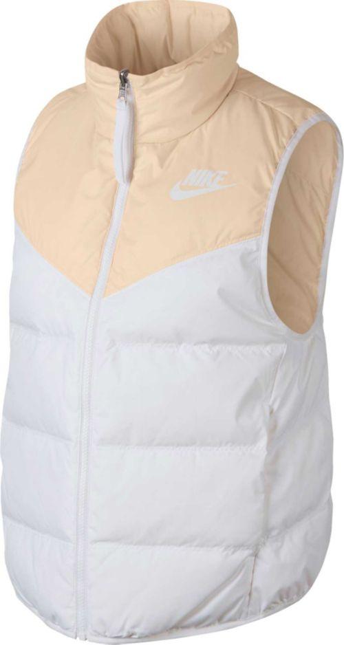 Nike Women s Sportswear Windrunner Reversible Down Fill Vest. noImageFound.  Previous 03d2744fa