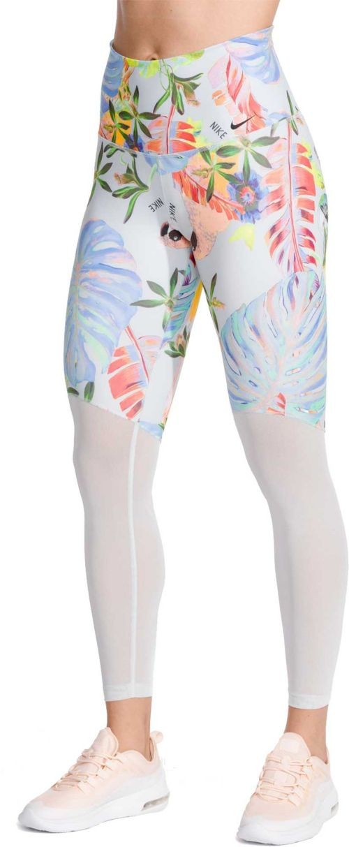 a1aad1dc33f5 Nike Women's Power Printed 7/8 Training Tights | DICK'S Sporting Goods
