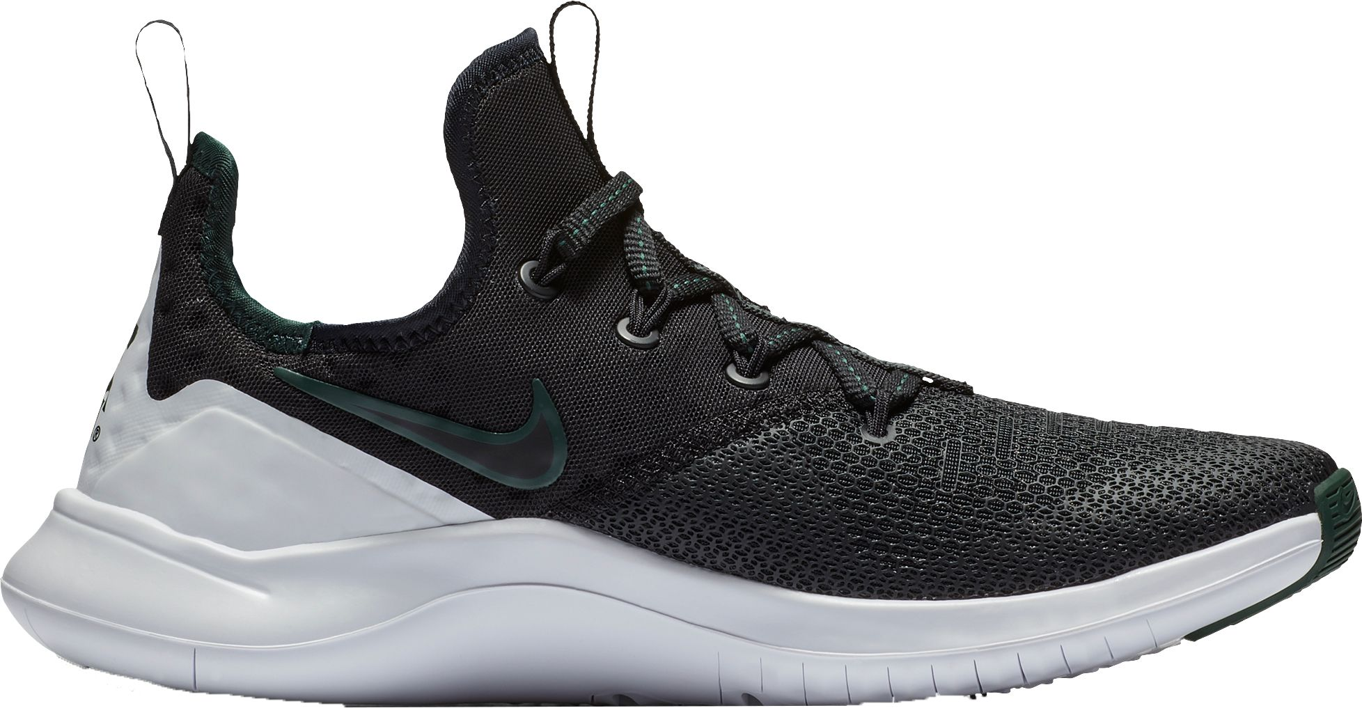 michigan state nike sneakers Shop Finish Line for Women s Nike Free Run ... 0c27a0f6af