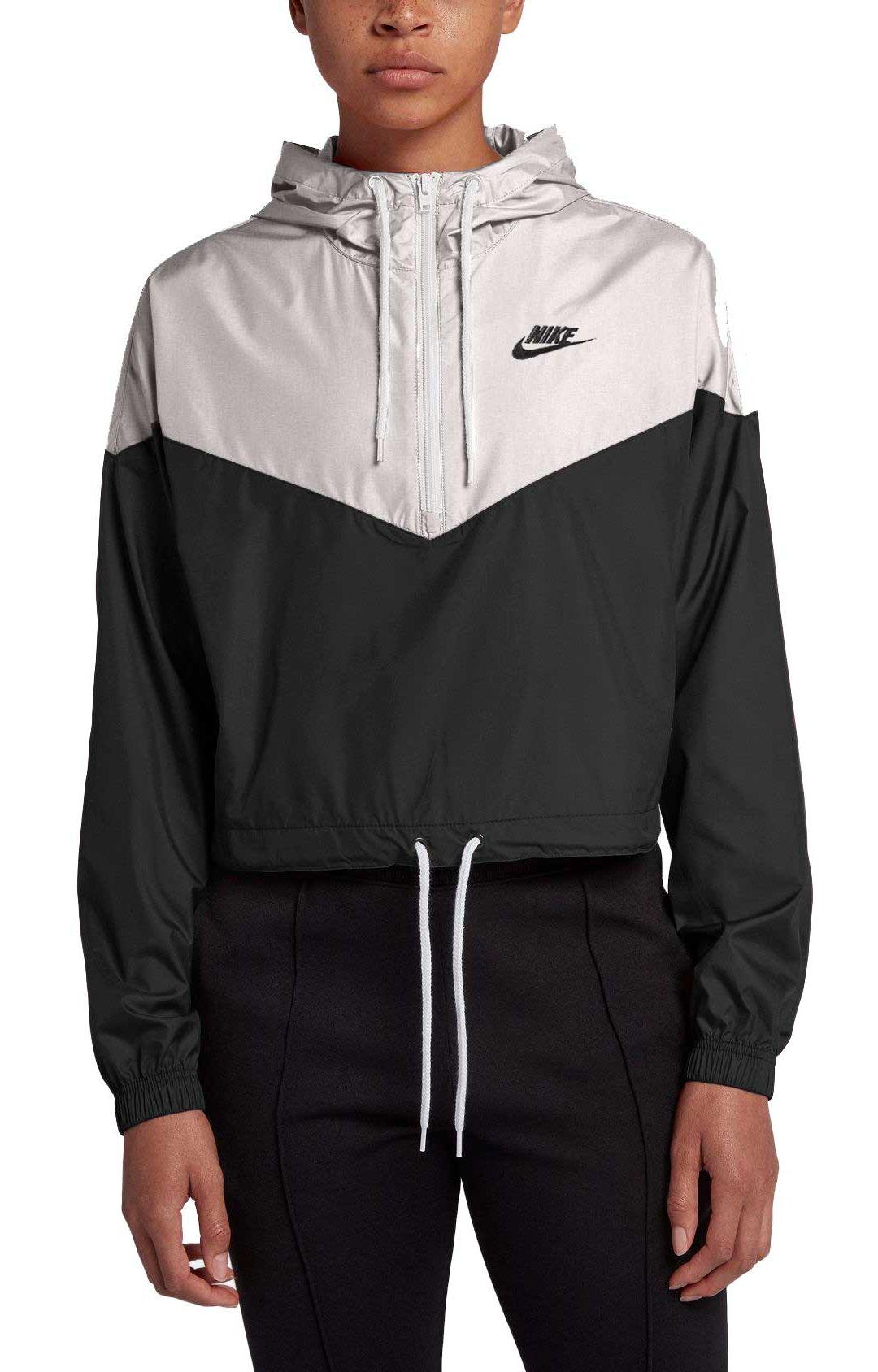 de4844d572e14 Nike Women's Sportswear Heritage Windrunner Jacket. noImageFound. Previous