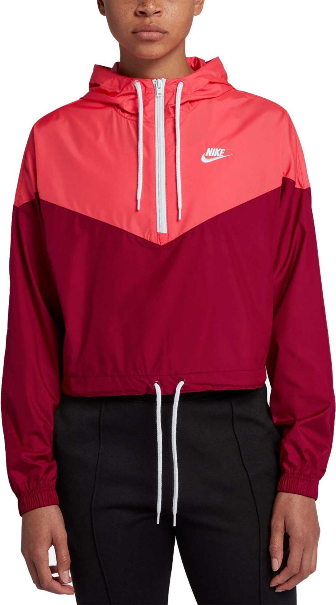 c0aba702d0a9 Nike Women's Sportswear Heritage Windrunner Jacket. noImageFound. Previous
