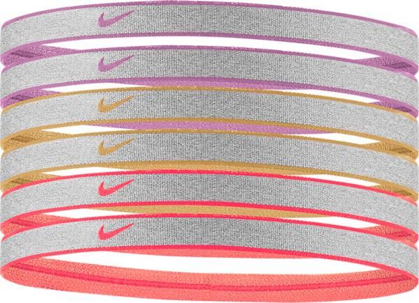 Nike Women's 6-Pack Heatherized Headbands product image