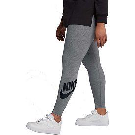 3dad3b16a277f Nike Women's Plus Size Sportswear High Waisted Leg-A-See Leggings ...