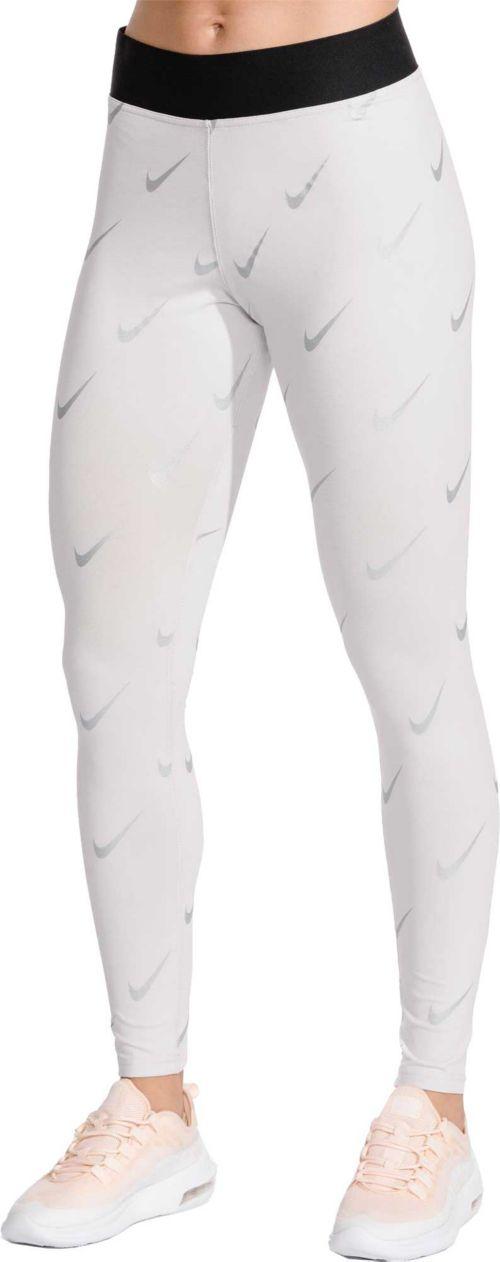 6e155bc4bf9cd Nike Women's Sportswear Leg-A-See Metallic Leggings. noImageFound.  Previous. 1
