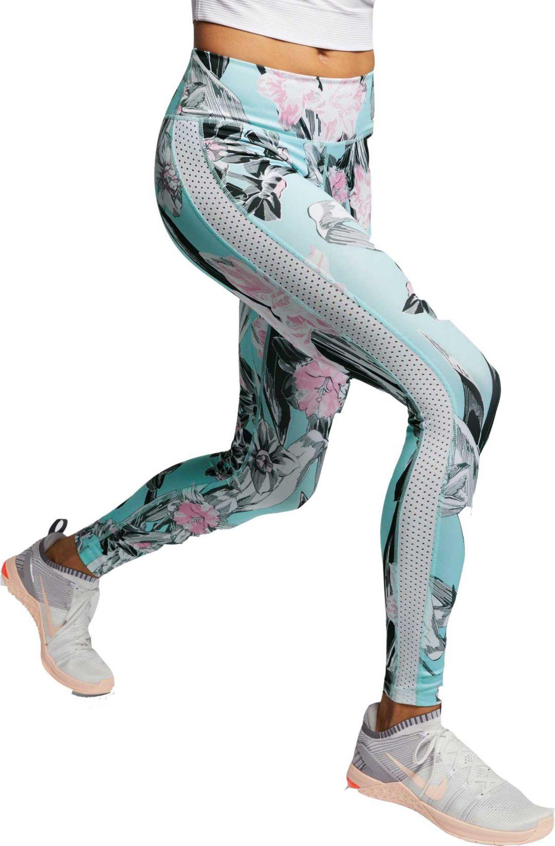 4fcdab7e Nike One Women's Hyper Femme Tights | DICK'S Sporting Goods