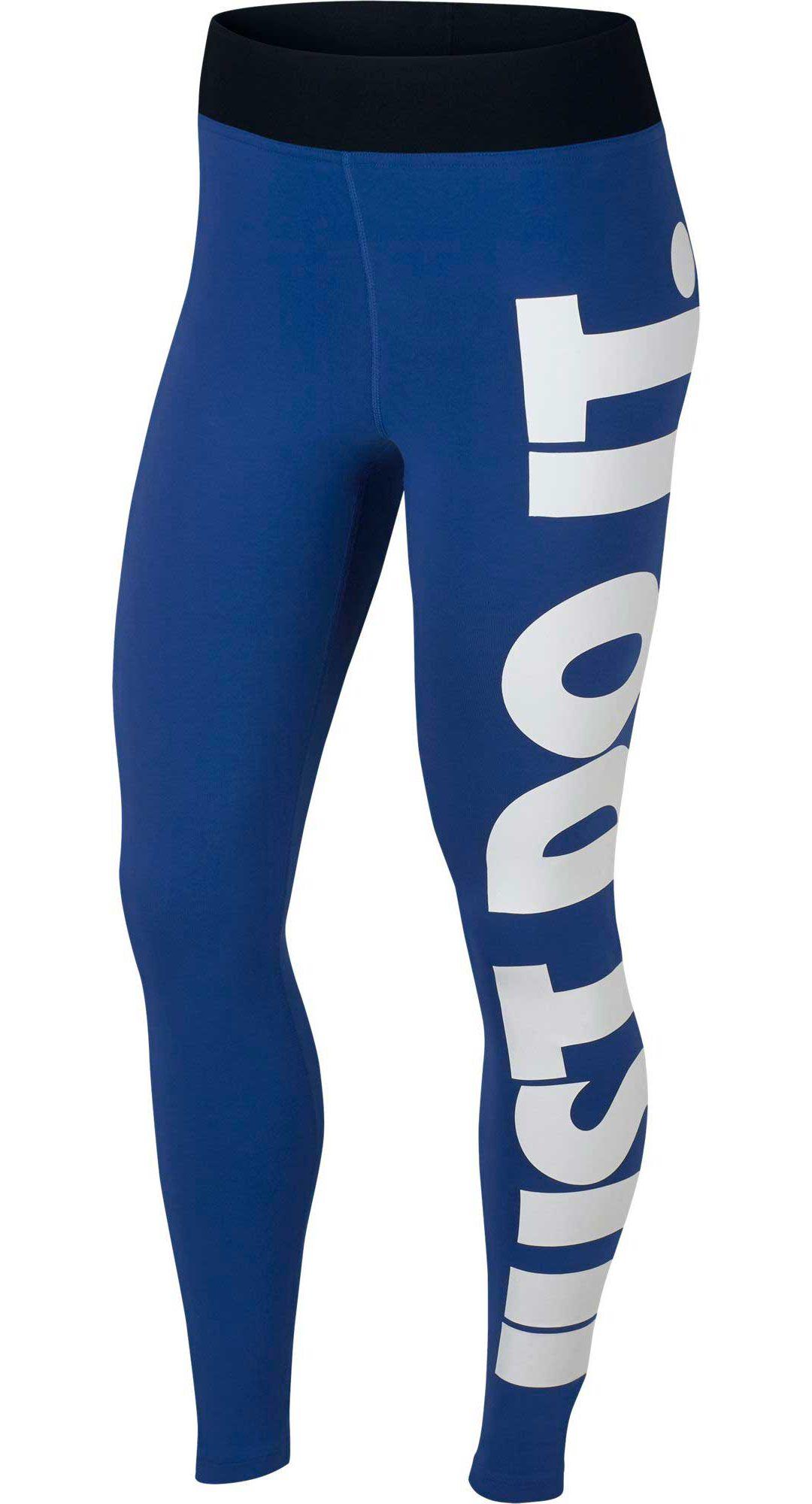 ac1b7875e981e4 Nike Women's Leg-A-See JDI Leggings | DICK'S Sporting Goods
