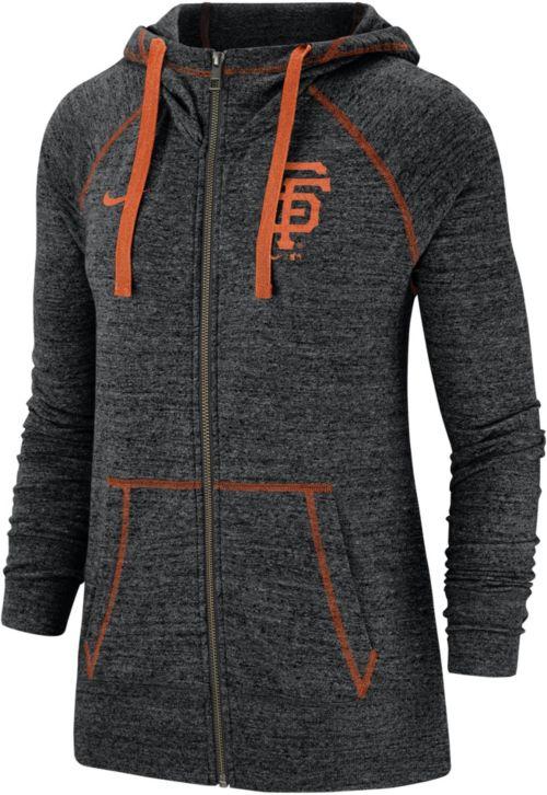 a5d083882d87 Nike Women s San Francisco Giants Vintage Full-Zip Hoodie. noImageFound.  Previous. 1