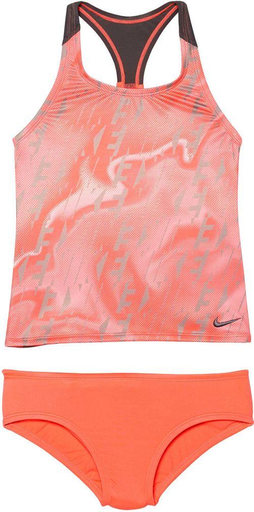 c52cb755acfb Nike Girls  Amp Axis Racerback Sport Tankini Set. noImageFound. Previous
