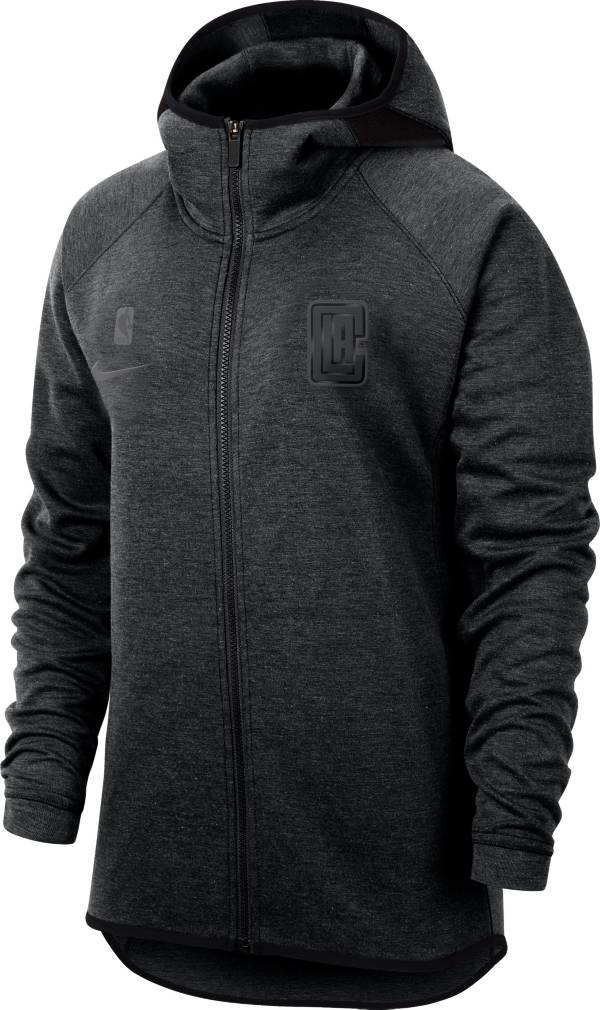 Nike Women's Los Angeles Clippers On-Court Dri-FIT Showtime Full-Zip Hoodie product image
