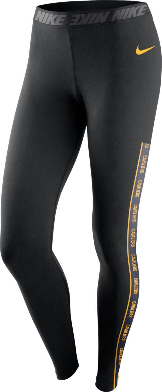 Nike Women's Cleveland Cavaliers Black Leggings product image