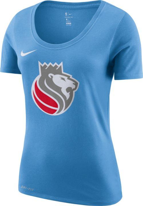 Nike Women s Sacramento Kings Dri-FIT City Edition T-Shirt. noImageFound.  Previous 90dd7ad98