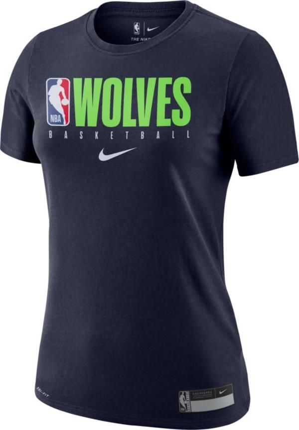 Nike Women's Minnesota Timberwolves Dri-FIT Practice T-Shirt product image