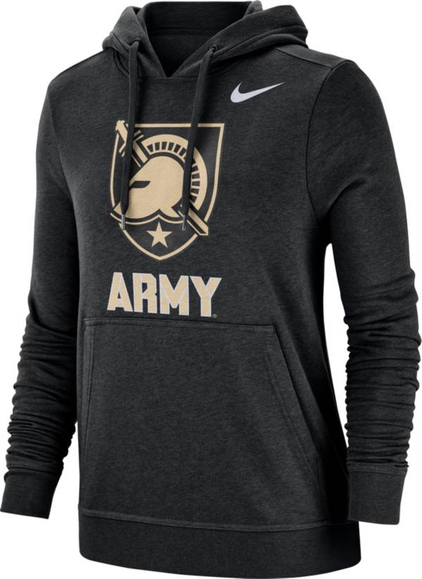 Nike Women's Army West Point Black Knights Army Black Club Fleece Pullover Hoodie product image