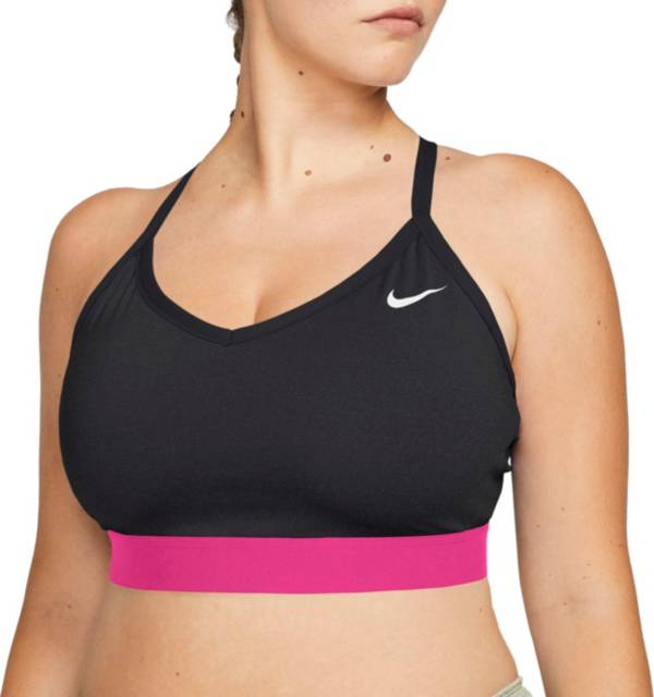 Nike Women's Plus Size Solid Indy Sports Bra product image