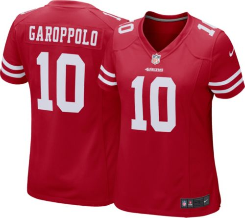 4ccdbe2a7 Nike Women s Home Game Jersey San Francisco 49ers Jimmy Garoppolo ...