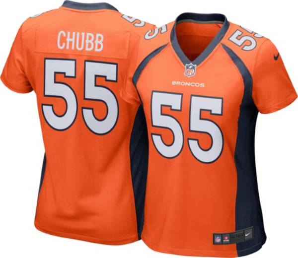 Bradley Chubb #55 Nike Women's Denver Broncos Home Game Jersey product image