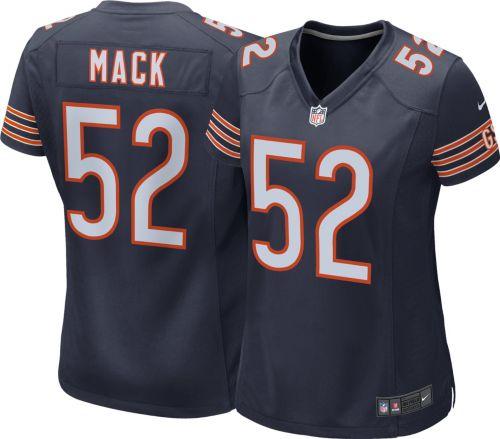 Nike Women s Home Game Jersey Chicago Bears Khalil Mack  52. noImageFound.  Previous ff54c04f5