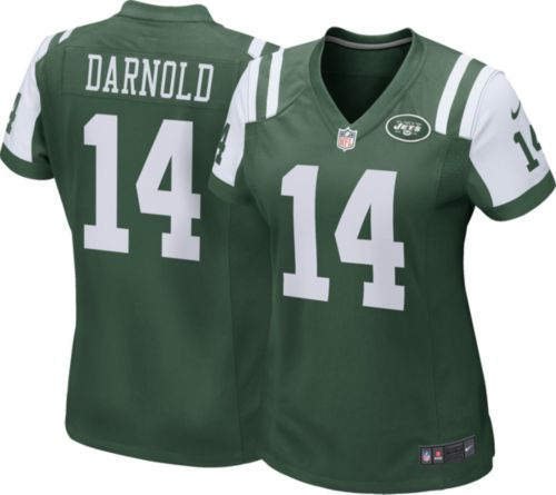 f913d807d57 Nike Women's Home Game Jersey New York Jets Sam Darnold #14 | DICK'S ...