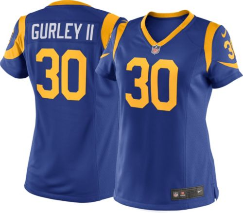 Nike Women s Alternate Game Jersey Los Angeles Rams Todd Gurley  30.  noImageFound. Previous 8d1a63a4b