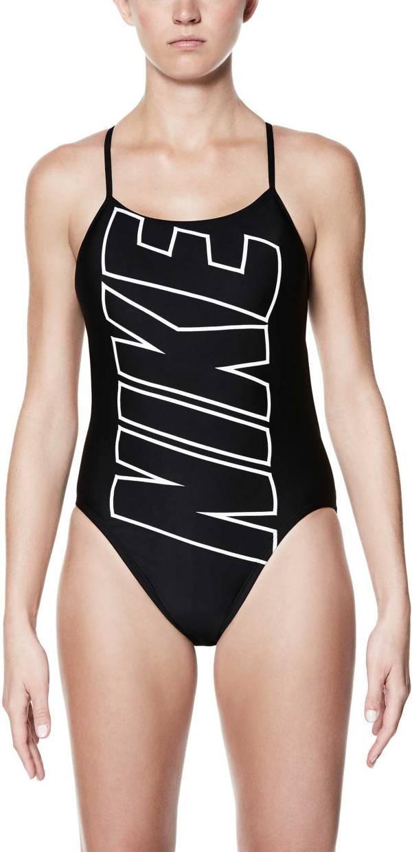 Nike Women's Performance Logo V-Back Swimsuit product image