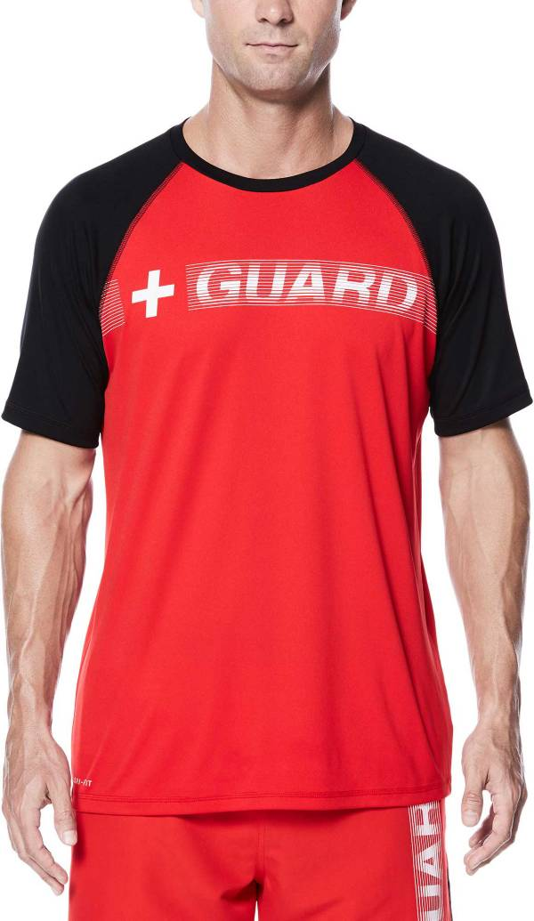 Nike Men's Guard Short Sleeve Rash Guard product image